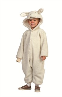 Kids Lamb Funsies Costume