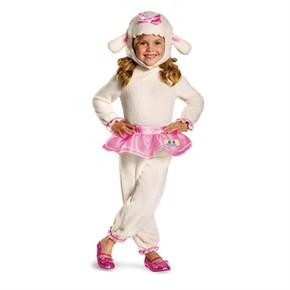 Kids Lambie Costume