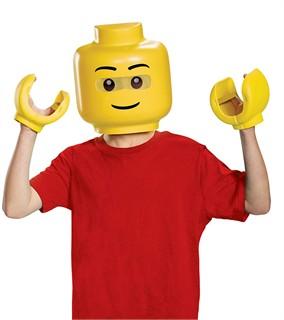 Kids Lego Iconic Costume Kit
