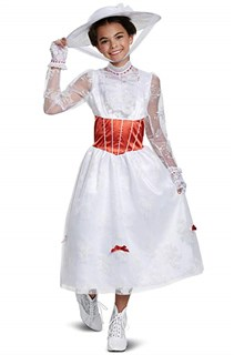 Kids Mary Poppins Deluxe Costume