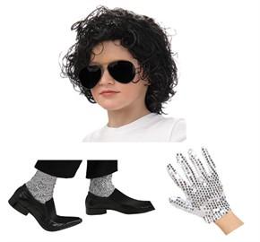 Kids Michael Jackson Dress Up Set