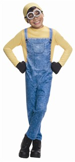 Kids Minion Bob Costume