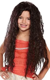 Kids Moana Deluxe Wig