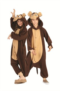 Kids Monkey Funsies Costume