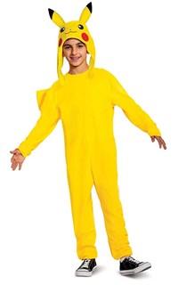 Kids Pikachu Deluxe Costume