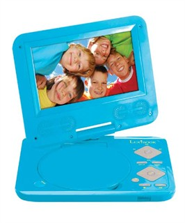 Kids Portable DVD Player - Lexibook