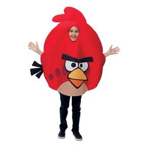 Kids Red Angry Bird Costume