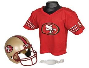 Kids San Francisco 49ers Uniform