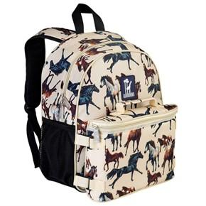 Kids School Backpack - Horse Dreams