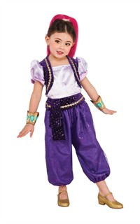 Kids Shimmer Costume