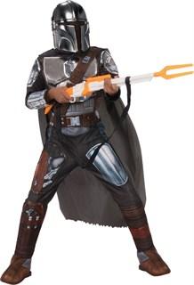 Kids The Mandalorian Beskar Armor Costume