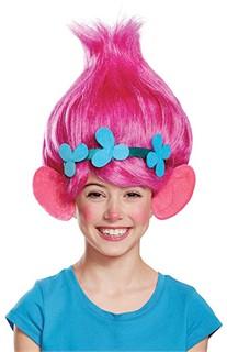 Kids Trolls Poppy Wig