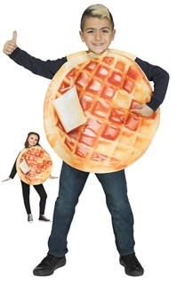 Kids Waffle Costume