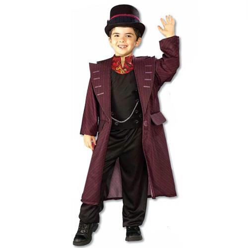 Willy Wonka Costumes Kids Willy Wonka Costume