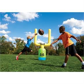 Kong-Air Inflatable Football and Goal Post Set
