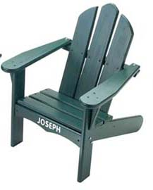 Little Colorado Personalized Child Adirondack Chair