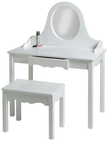 Little Colorado Child Vanity and Bench