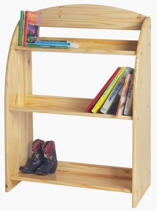 Little Colorado Personalized Child Bookcase