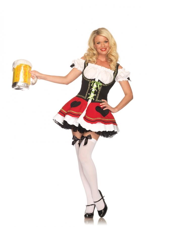 Leg Avenue Bavarian Beauty Costume