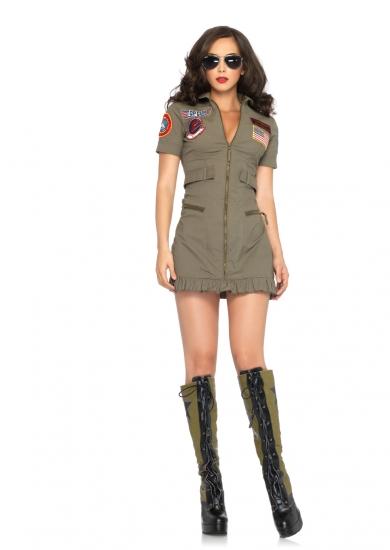 Leg Avenue Sexy Top Gun Costume