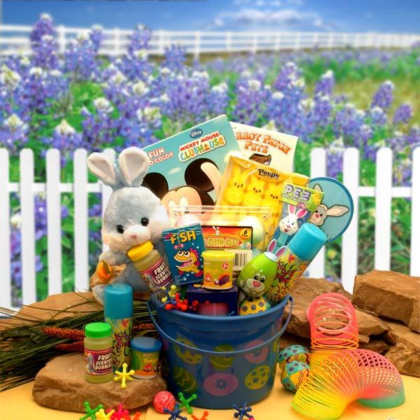 Little Bunny Easter Fun Pail