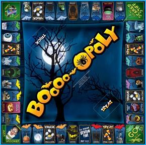 Booo-opoly Board Game