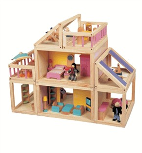 """Maxim """"Designed By You"""" Doll House"""