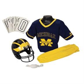 Michigan Wolverines Youth Uniform Set