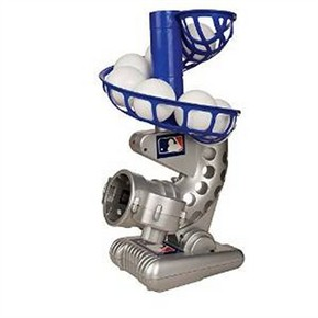 MLB Electronic Pitching Machine