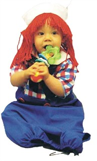 Baby Raggedy Andy Costume