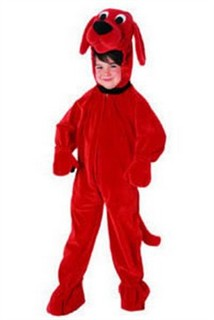 Toddler Clifford the Dog Costume
