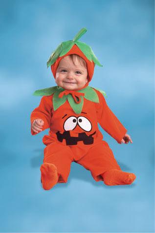 Baby Lil Pumpkin