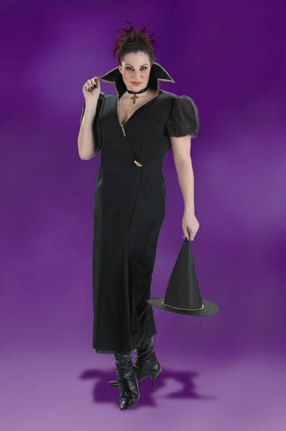 Adult Witch Costume - Transylvania Witch
