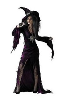 Adult Sorceress Dress