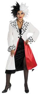 Adult Cruella Deville Prestige Costume