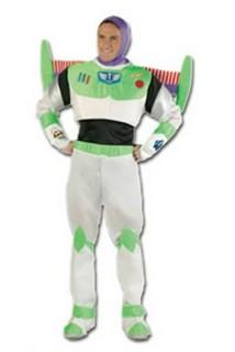 Adult Elegant Buzz Lightyear Costume