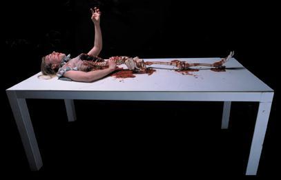 Butcher Table