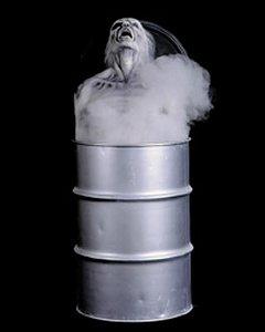 Barrel Buster Prop