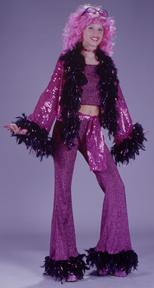 Teen Disco Costume