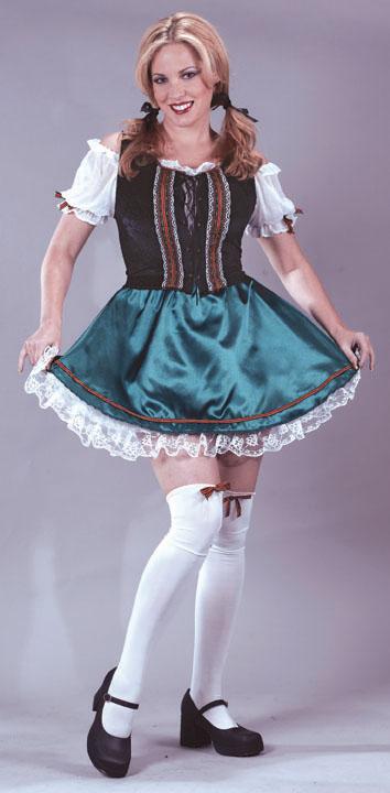 Adult Sexy Gretel Costume