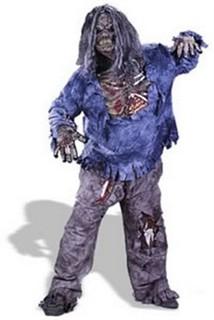 Adult Plus Size Zombie Costume