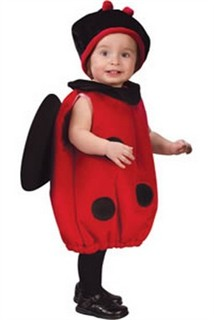 Infant Baby Bug Plush Costume