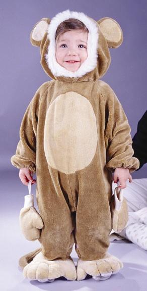 Infant Monkey Costume