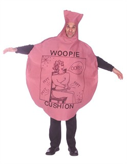 Adult Whoopee Cushion Costume