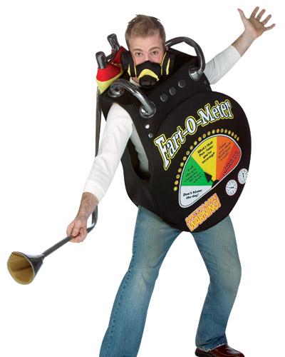 Adult Fart-O-Meter Costume