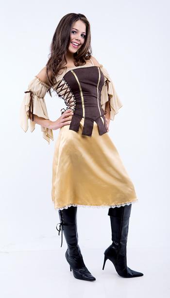 Tween Tavern Wench Costume
