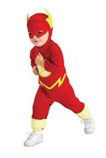 Baby Flash Costume