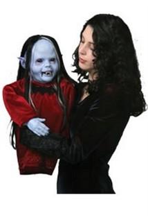 Vampire Baby Puppet