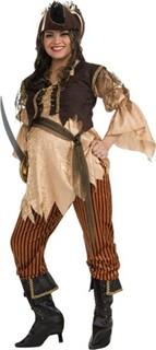Maternity Pirate Costume