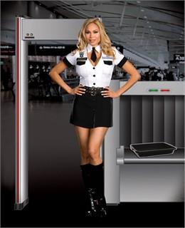 Sexy TSA Agent Costume